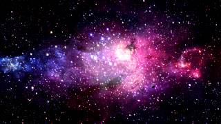 Space Ambient - Relax Music 1 HOUR Cosmic Universe Galaxy Noise