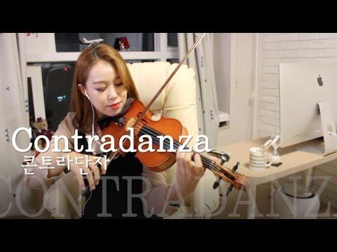 contradanza  violin cover