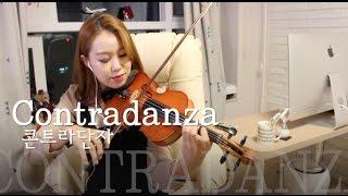 Gambar cover contradanza violin cover