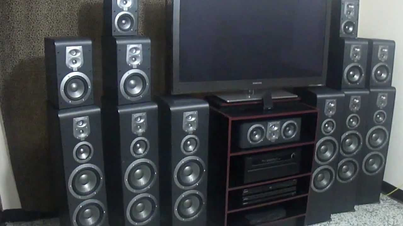 jbl synthesis home theater