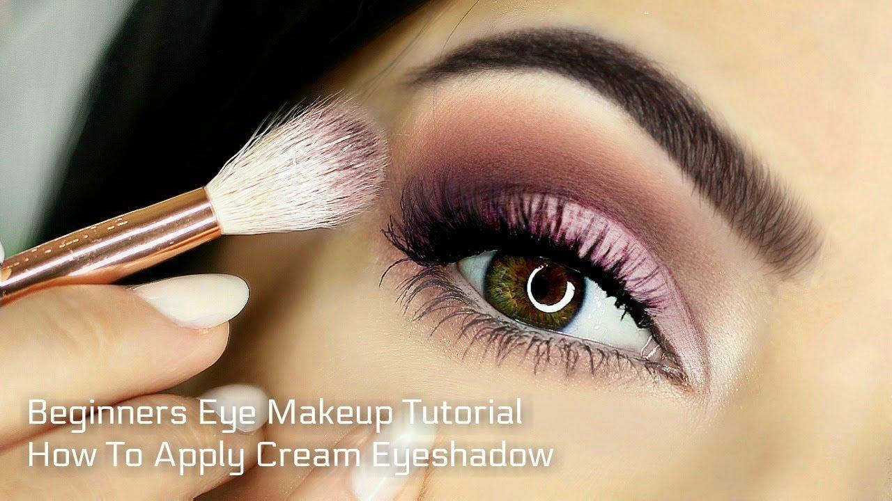 Beginners Eye Makeup Tutorial | Soft