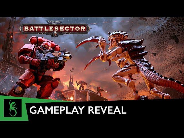 Warhammer 40,000: Battlesector (видео)
