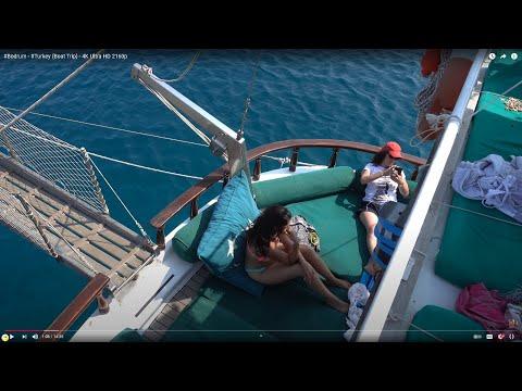 Bodrum - Turkey (Boat Trip) - 4K Ultra HD 2160p
