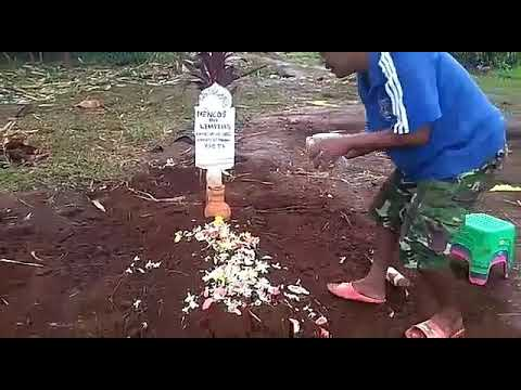 Kuburan maju sendiri