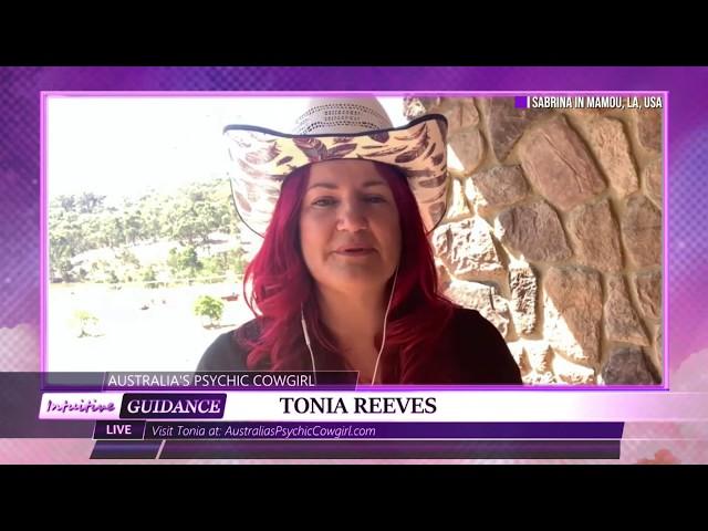 Australia's Psychic Cowgirl -  February 26, 2020