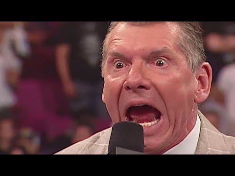 Vince McMahon is Insane