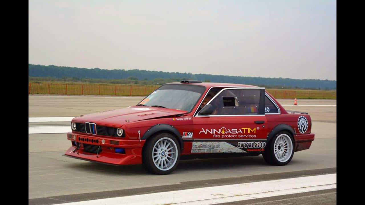 Bmw Turbo Hp Drift Car Vs Bmw Diesel Drag Race