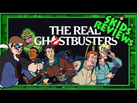 SPEED REVIEW | The Real Ghostbusters Cartoon