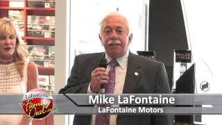 LaFontaine Cadillac Buick GMC | General Motors Dealer of the Year for 2012