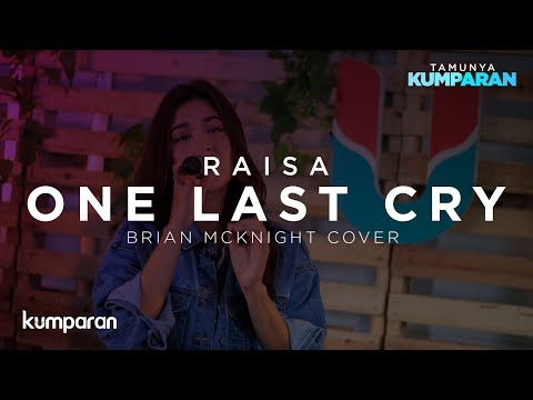 One Last Cry - Raisa (Brian McKnight Cover) | Live at kumparan