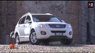 GREAT WALL H6 2014 - TEST DRIVE