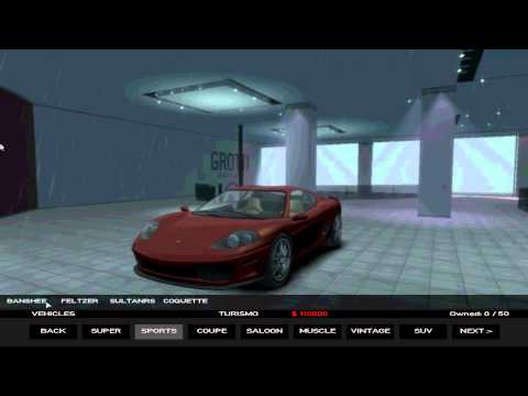 How To install Car Selector Pack in GTA 4