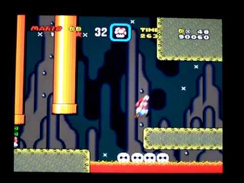 Let's Play Super Mario (SNES) Folge 17: Ei der Daus aus dem Geisterhaus!