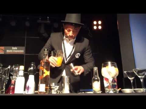 II Certamen Concurso al Mejor Bartender. Ciudad Real.