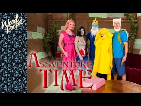 Adventure Time Porn Parody: Assventure Time (Trailer) from YouTube · Duration:  1 minutes 3 seconds