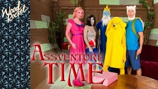 Adventure Time Porn Parody: Assventure Time (Trailer)
