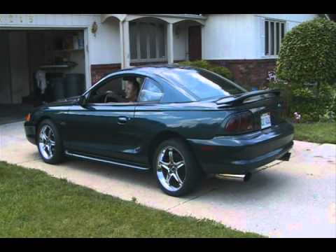 2011 Mustang For Sale >> 97 mustang GT Burnout - YouTube