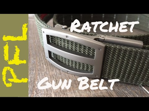 Nexbelt EDC Gunbelt | My New Favorite Belt