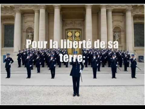Chant de la promotion Général Bigeard (EMIA)