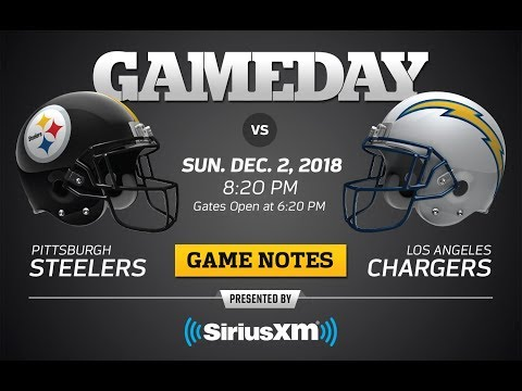 NFL FOOTBALL : Chargers Vs Steelers LIVE STREAM | HD 1440px