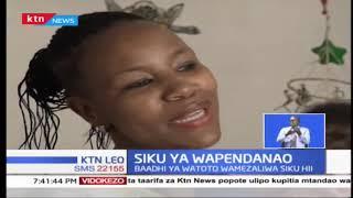 Siku ya Wapendanao: Mapenzi kwa watoto wachanga