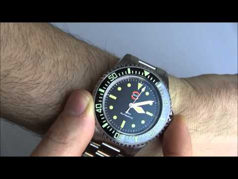 OWC MilSub Watch Review: A Great Indie Diver From Australia | aBlogtoWatch