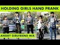 HOLDING GIRLS HAND PRANK !! PRANK IN JAIPUR !! PRANK IN INDIA 2019
