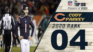 #4 Cody Parkey (Kicker Bears) Top 100 players of 2019 NFL