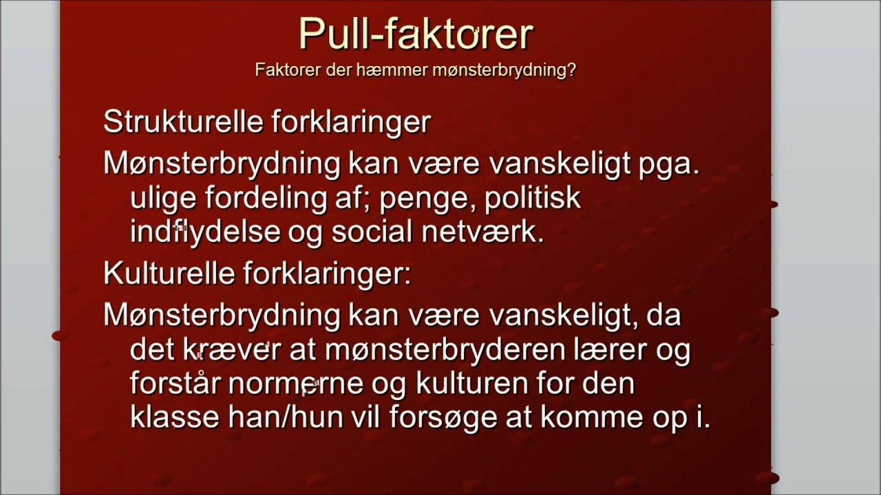 Push- og pull-faktorer (Lang)