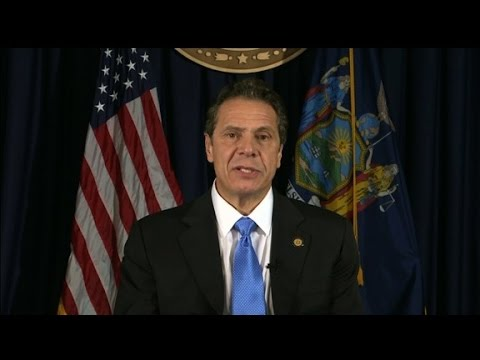 Gov. Cuomo: Trump is a recruitment poster for ISIS