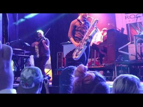 Caravan Palace live at the Rochester International Jazz Festival 2017