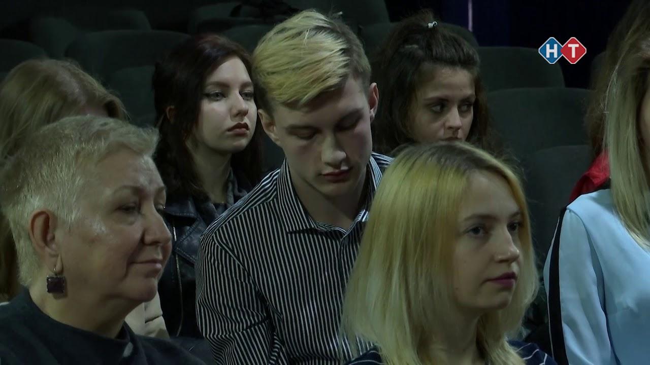 Диалог на равных с председателем городской Думы Александром Шаталовым