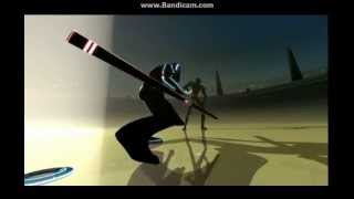 TRON: Uprising | Fight Scene: Tron & Beck vs Kobol