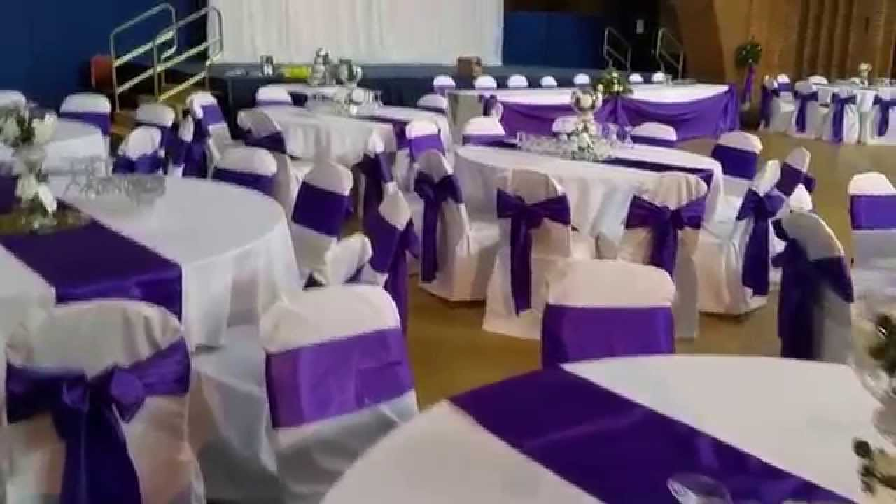 Chair Cover Decorations For Wedding Jazzy Power Battery Covers At The Kelham Hall Decor Youtube