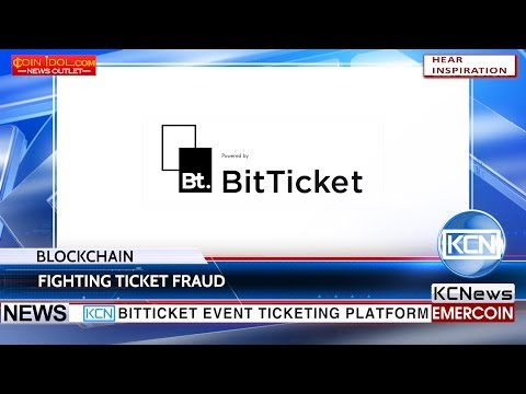 KCN Blockchain to keep concert ticket prices honest