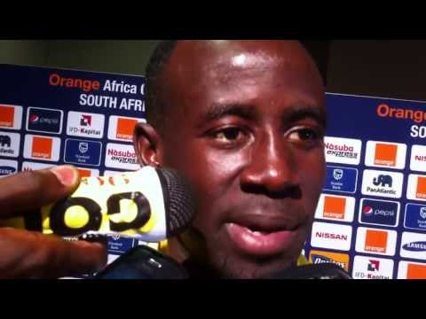 Ghana's Albert Adomah gives credit to resilient DRC after 2-2 draw
