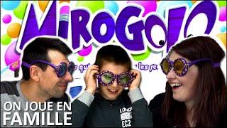 Mirogolo - Top délire en famille !