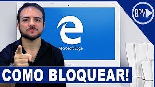 Ganhe DESEMPENHO no seu PC! Desative o Microsoft Edge por Completo!!!