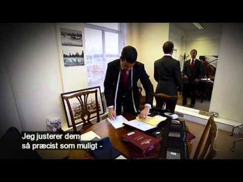 Savile Row: Buying the perfect bespoke suit (documentary)
