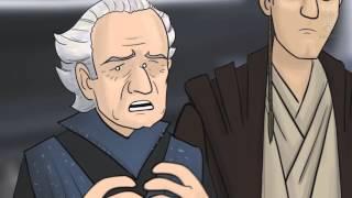 Как Должен Был Закончиться Фильм Звёздные Войны: Скрытая Угроза