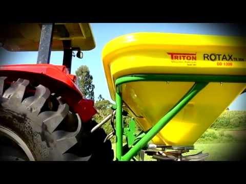 c5cc2ac15 Distribuidor Semeador Rotax 1300 Triton - YouTube