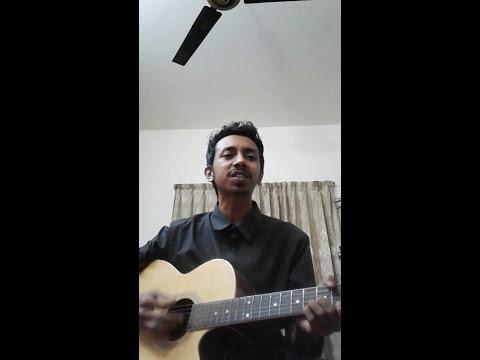Nil Sleeping Pill Er Raat | Guitar Cover | C/O Sir | Bonnie Chakraborty