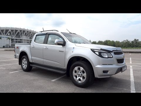 2014 Chevrolet Colorado 'Muscle Edition' 2.8 4X4 LTZ (Double Cab) Start-Up and Full Vehicle Tour
