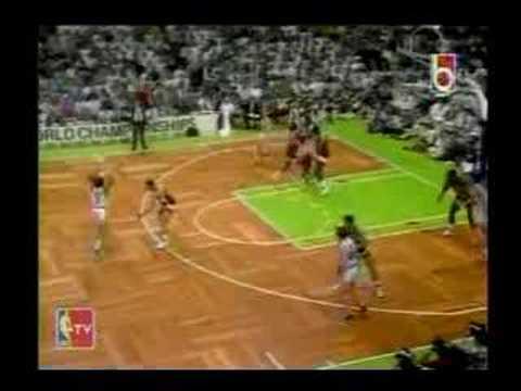 1988 NBA Playoffs: Larry Bird vs Dominique Wilkins