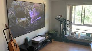 VAVA | 4K UST Laser Projector In Action