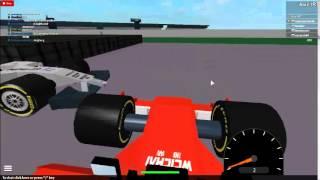 Roblox. F1 2014 In Criscelda. 1/7