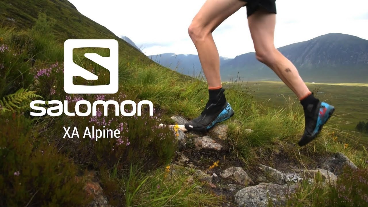 TEST : Salomon S Lab XA Alpine | Sentiers du Phoenix