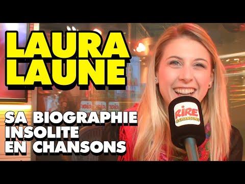 Laura Laune - Sa biographie insolite en chansons thumbnail