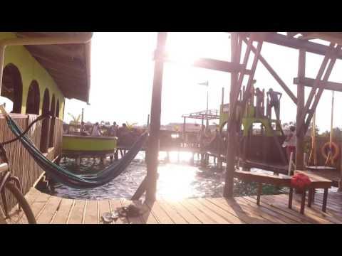 Bocas del Toro, Aqua Lounge - Hostel & Bar | Video Prototype