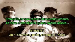 Gambar cover Phèdre audio et texte français Jean Racine